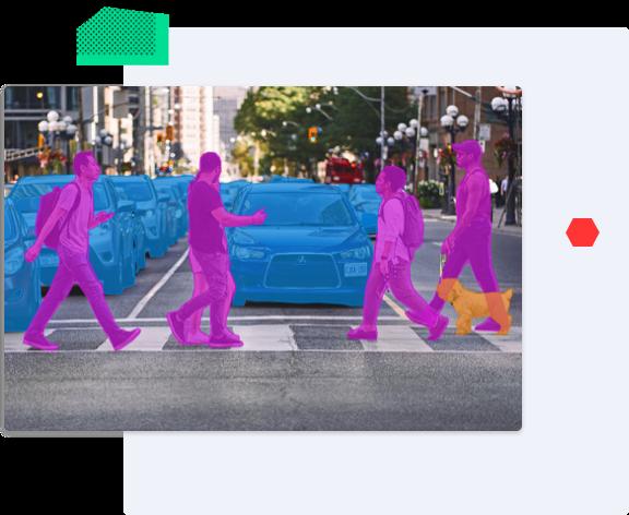 Visual AI And Data Processing For Autonomous vehicles