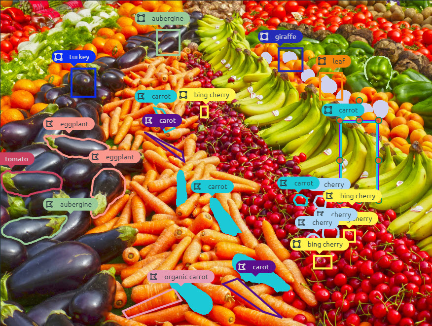 Agriculture & Retail Annotation